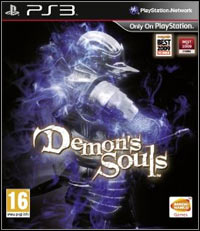 Demon's Souls (2009) Game Box