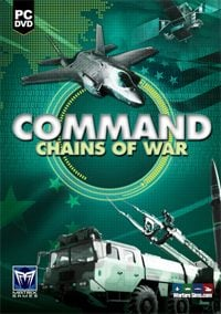 Game Command: Chains of War (PC) Cover