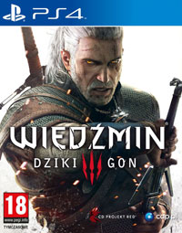 Okładka The Witcher 3: Wild Hunt (PS4)