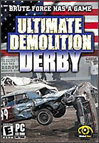 Game Ultimate Demolition Derby (PC) Cover