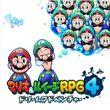 game Mario & Luigi: Dream Team