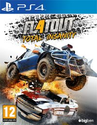 Game FlatOut 4: Total Insanity (PC) Cover