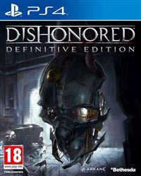 Game Dishonored: Definitive Edition (PC) Cover