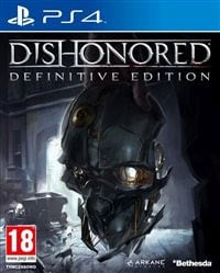 Game Dishonored: Definitive Edition (XONE) Cover
