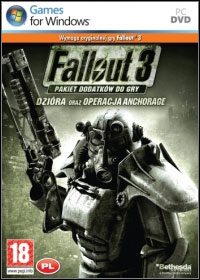 Game Fallout 3: Operation Anchorage (PC) Cover
