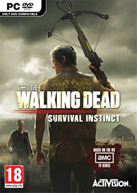 The Walking Dead: Survival Instinct Game Box