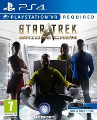 Game Star Trek: Bridge Crew (PS4) Cover