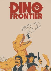 Game Dino Frontier (PS4) Cover
