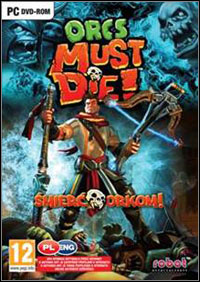 Orcs Must Die! Game Box