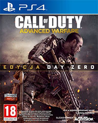 Game Call of Duty: Advanced Warfare (XONE) Cover