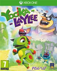 Game Yooka-Laylee (PC) Cover