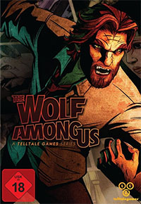 Game The Wolf Among Us: A Telltale Games Series - Season 1 (PS4) Cover