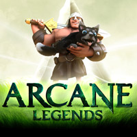 Arcane Legends Game Box