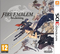 Game Fire Emblem: Awakening (3DS) Cover