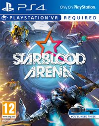 Game StarBlood Arena (PS4) Cover