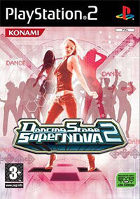 Okładka Dance Dance Revolution SuperNOVA 2 (PS2)