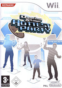Okładka Dance Dance Revolution: Hottest Party (Wii)