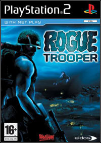 Okładka Rogue Trooper (PS2)