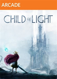 Game Child of Light (PS4) Cover