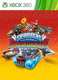 Game Skylanders SuperChargers (XONE) Cover