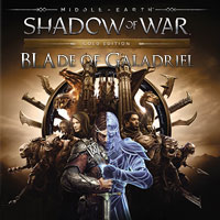 Okładka Middle-earth: Shadow of War - Blade of Galadriel (PC)