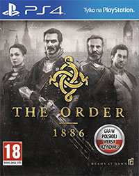 The Order: 1886 Game Box