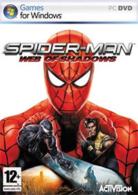 Okładka Spider-Man: Web of Shadows (PC)