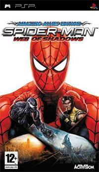 Spider-Man: Web of Shadows [PSP]