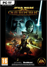 Okładka Star Wars: The Old Republic (PC)