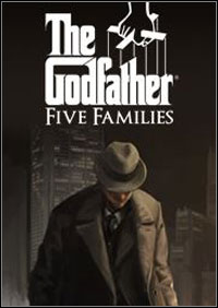 Game The Godfather: Five Families (WWW) Cover