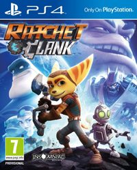 Ratchet & Clank Game Box