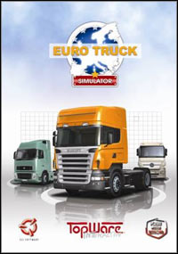 Gra Euro Truck Simulator (PC)