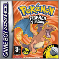Game Pokemon Fire Red/Pokemon Leaf Green (GBA) Cover