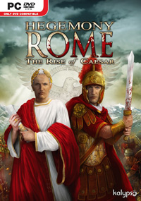 Game Hegemony Rome: The Rise of Caesar (PC) Cover