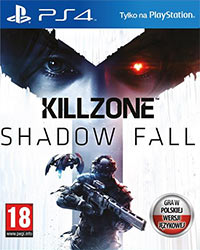 Game Killzone: Shadow Fall (PS4) Cover