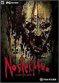 Nosferatu: The Wrath of Malachi Game Box