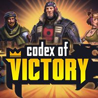 Codex of Victory Game Box