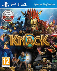 Game Knack (PS4) Cover