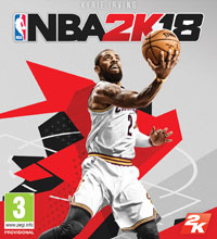 Game NBA 2K18 (PS3) Cover