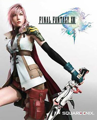 Final Fantasy XIII Game Box