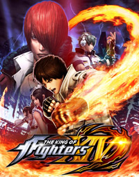 Game The King of Fighters XIV (PS4) Cover