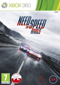 Okładka Need for Speed Rivals (X360)