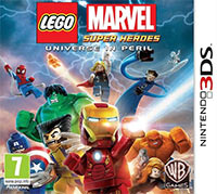 Game LEGO Marvel Super Heroes (PC) Cover