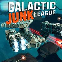 Okładka Galactic Junk League (PC)