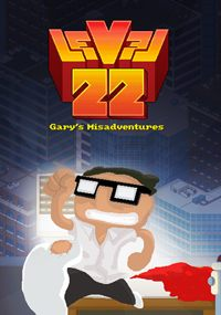 Game Level 22: Gary's Misadventure (PC) Cover