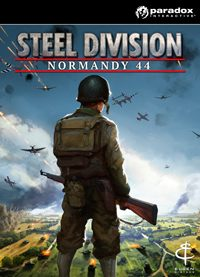 Game Steel Division: Normandy 44 (PC) Cover