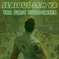 Okładka Serious Sam VR: The First Encounter (PC)