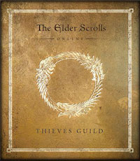 Game The Elder Scrolls Online: Thieves Guild (XONE) Cover