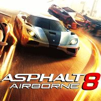Game Asphalt 8: Airborne (AND) Cover