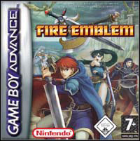 Game Fire Emblem (GBA) Cover